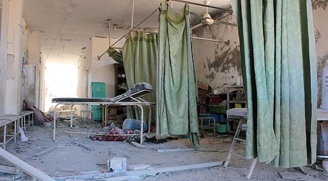 BM: İdlib bölgesinde 70'ten fazla hastanenin vurulması kaza olamaz