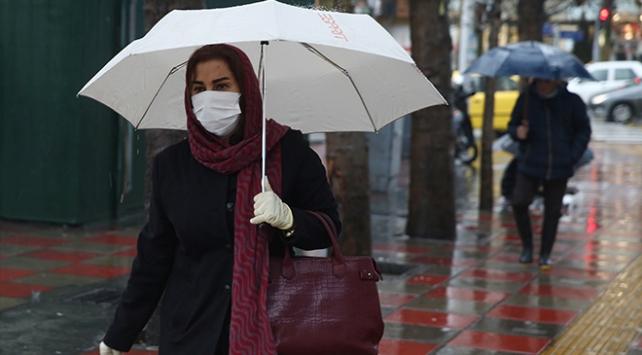 İranda 5,5 milyondan fazla stoklanmış maske ele geçirildi