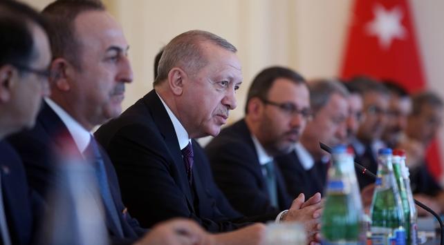 Cumhurbaşkanı Erdoğan: Karabağ Azerbaycan kadar bizim de meselemizdir