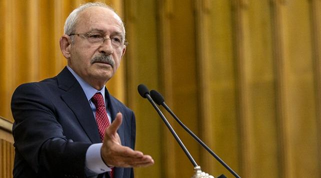 Kılıçdaroğlu: Niye Meclise gelip İdlib konusunda bilgi vermiyorlar?