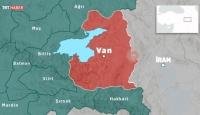 Türkiye-İran sınırında 4,5 büyüklüğünde deprem