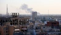 Hafter'den Trablus'un güney bölgelerine saldırı