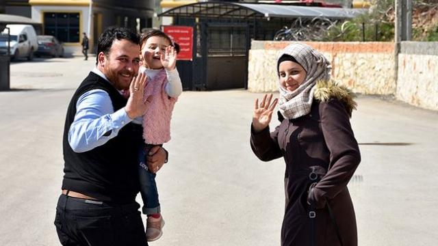 Suriyeli minik Selva'ya Türkiye sahip çıktı