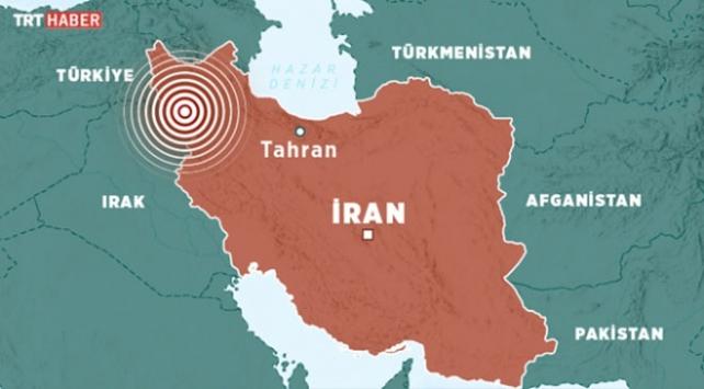 İranda 4,2 büyüklüğünde deprem