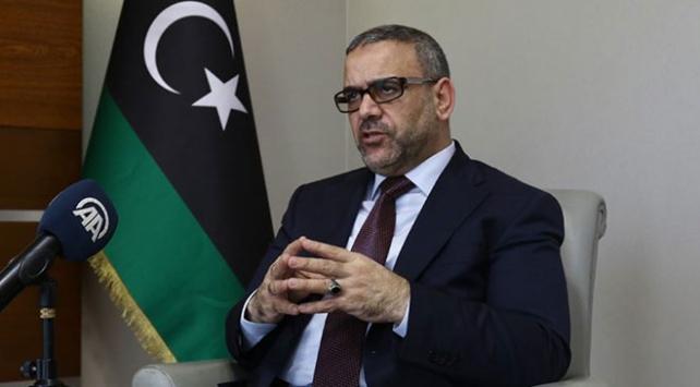 Libya Devlet Yüksek Konseyi Başkanı Mişri: Cenevre görüşmeleri anlamsız