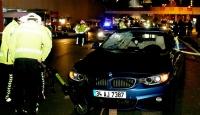 Beşiktaş'ta otomobilin çarptığı mobilet sürücüsü genç öldü