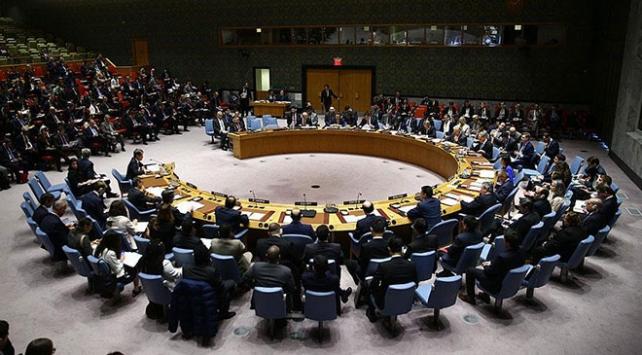 BM Güvenlik Konseyi, Yemene silah ambargosunu uzattı