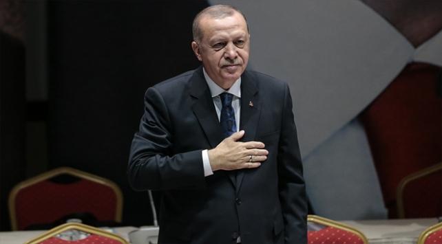 Cumhurbaşkanı Erdoğana binlerce doğum günü mesajı
