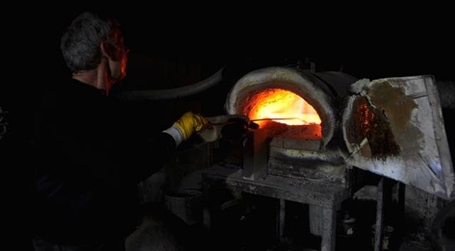 Altın tozları, ramathanelerde yeniden ekonomiye kazandırılıyor