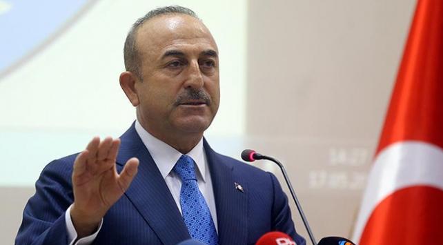 Bakan Çavuşoğlu: Rejimin, saldırıları kalıcı bir şekilde durdurması gerekiyor