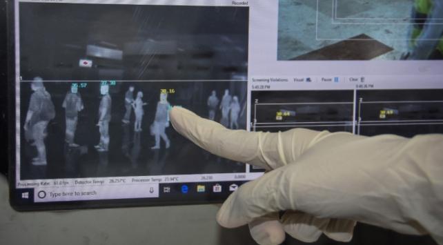 Yunanistanda ilk koronavirüs vakası