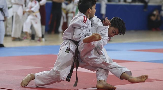 Diyarbakırda 21 bin çocuk judo öğrenecek