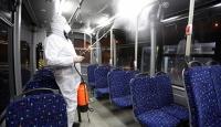 Van'da koronavirüs önlemi: Toplu taşıma araçları ilaçlanıyor