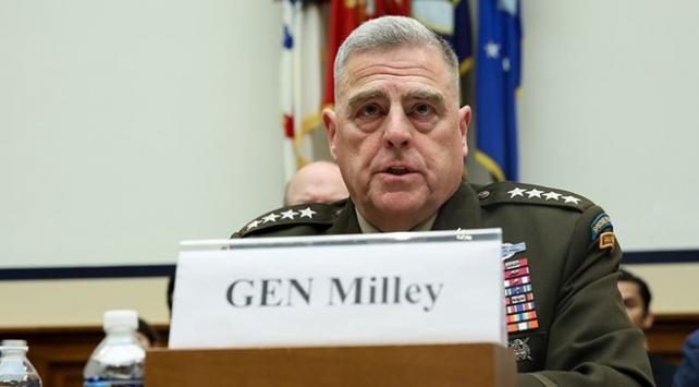 ABD Genelkurmay Başkanı: Türkiye-Suriye sınırına asker konuşlandırma niyetimiz yok