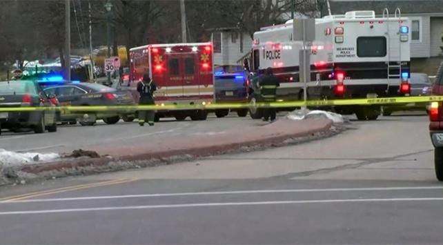 ABDde silahlı saldırı: 6 kişi hayatını kaybetti