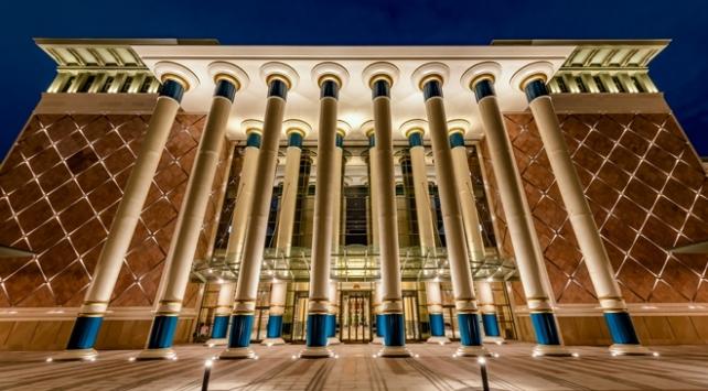 Millet Kütüphanesi nerede? Türkiyenin en büyük kütüphanesi…Millet Kütüphanesi açıldı...