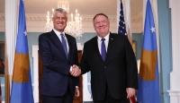 ABD'den Kosova'nın bağımsızlığına destek mesajı