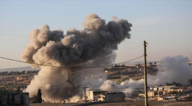 Rejim yine İdlibi vurdu: 3ü çocuk 4 sivil öldü