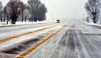 Meteorolojiden Doğu Anadolu'ya buzlanma ve çığ uyarısı