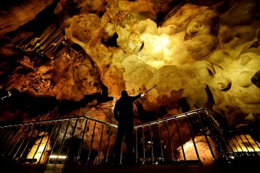 Mersin Taşkuyu Mağarası dünya mirası olma yolunda ilerliyor