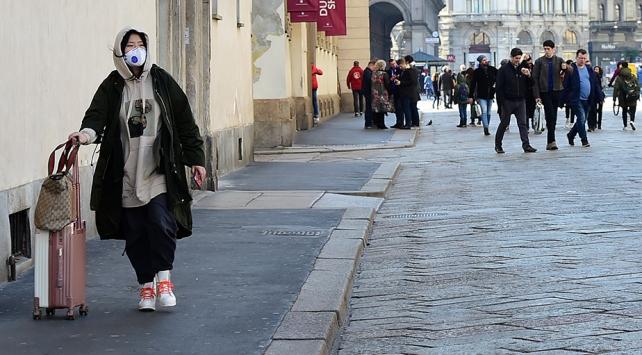 Koronavirüs Avrupaya yayılıyor