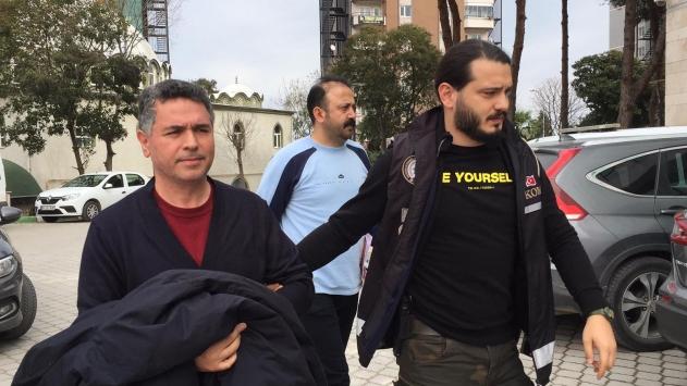 Ankarada aranan FETÖ/PDY şüphelisi eski daire başkanı hücre evinde yakalandı