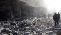 """Almanya'dan Rusya ve Esed rejimine """"ateşkes"""" çağrısı"""