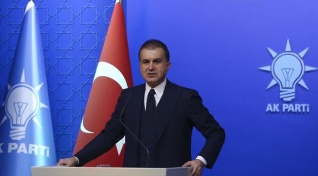AK Parti Sözcüsü Çelik: NATO ile istişare süreci başlıyor