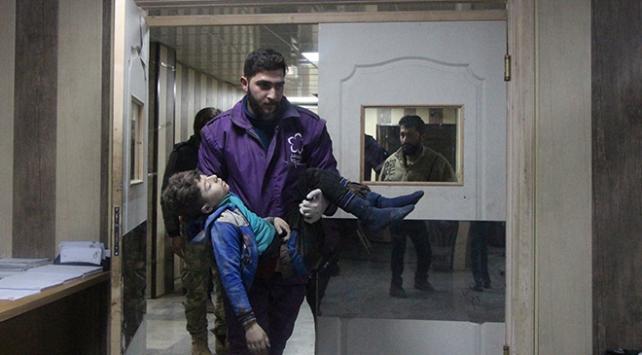 İdlibdeki sivil yerleşim yerleri saldırılarına tepki yağdı