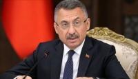 Fuat Oktay: Rejim unsurları bu alçakça saldırının bedelini ağır ödeyecek