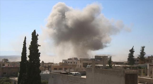 Esat rejiminden alçak saldırı... İdlib nerede?