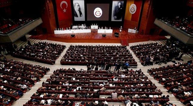 Galatasarayda mali kongre 21 Martta