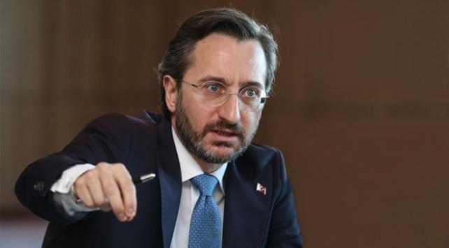 Fahrettin Altun: Suriyedeki operasyonlarımız devam edecek