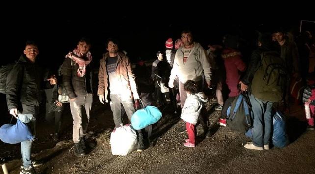 Yunanistanda göçmen alarmı