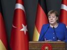Merkel'den Türk askerlerine yapılan saldırıya kınama