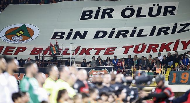 """""""Hep birlikte Türkiyeyiz"""""""
