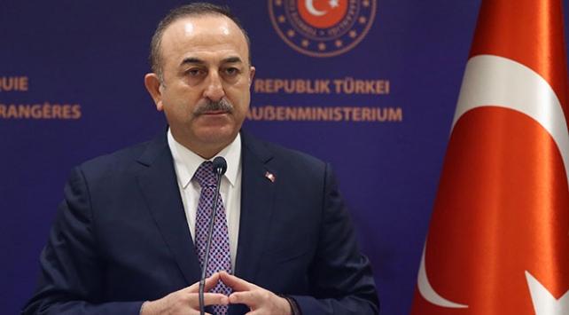 Bakan Çavuşoğlu Almanya Dışişleri Bakanı ile görüştü
