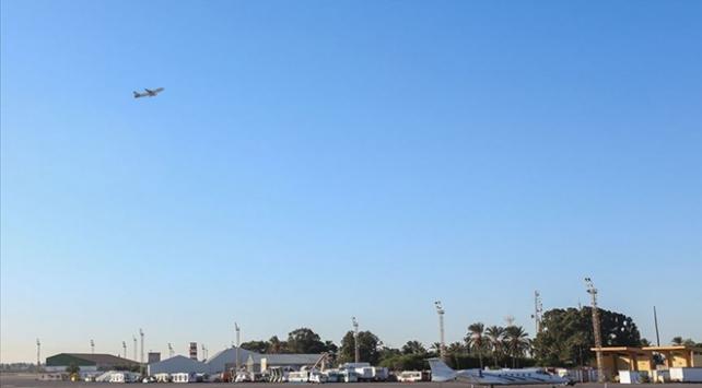 Mitiga Havalimanında uçuşlar yeniden başladı