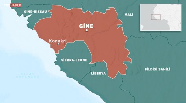 Ginede referandum ve genel seçimler ertelendi