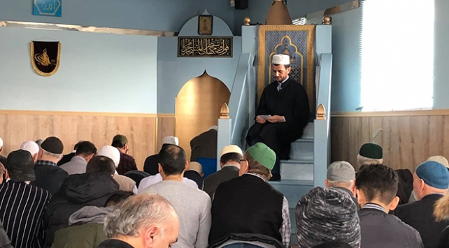 İdlib şehitleri için Kanadada gıyabi cenaze namazı kılındı