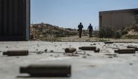 Libya'da darbeci Hafter milislerinin bombardımanları durmuyor