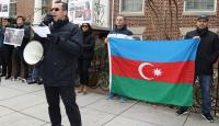 Washington'da Hocalı Katliamı protesto edildi