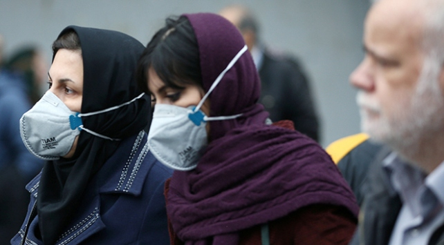 İranda koronavirüsten 9 kişi daha öldü