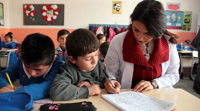 2019da 41 bin 379 öğretmen atandı
