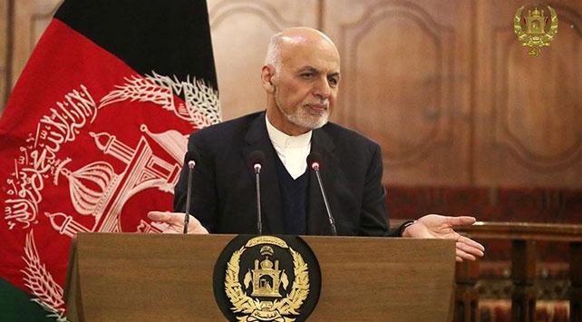 Afgan Cumhurbaşkanı: Taliban ile anlaşma şarta bağlı