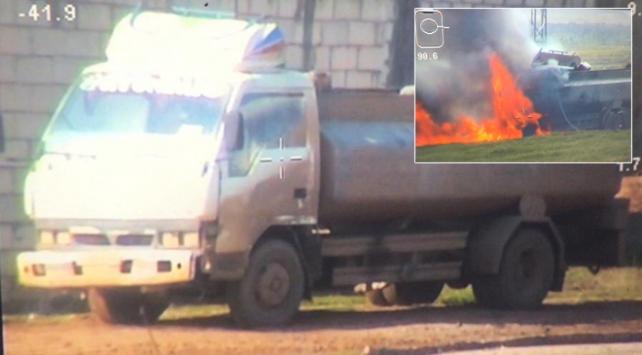 MSB: PKK/YPGnin sivilleri hedef alan saldırı planı engellendi