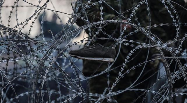 Çavuşoğlundan Yunan polisinin göçmenlere müdahalesine tepki