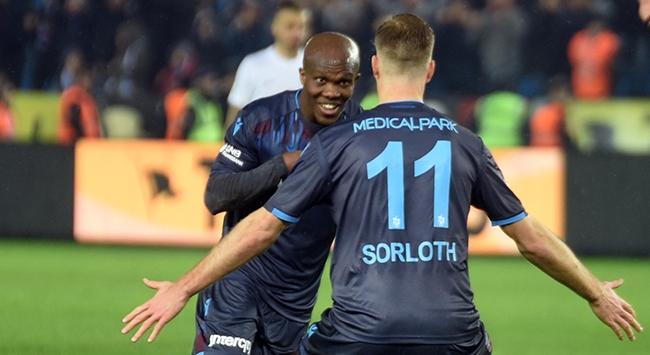 Trabzonspor ikinci yarıda kazandı