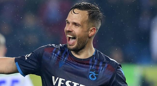 Trabzonspordan Novak açıklaması
