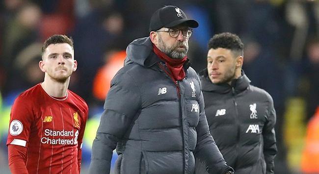 Liverpool 44 maç sonra kaybetti